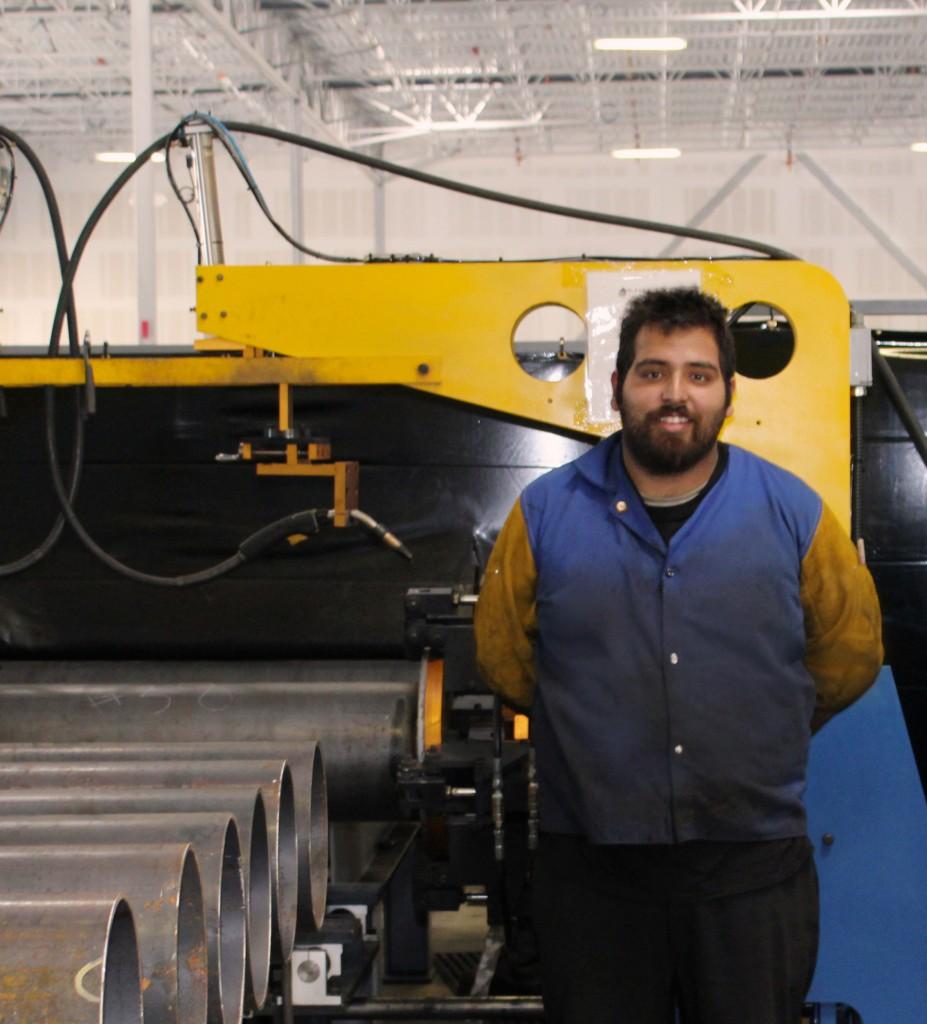 Powering The New Energy Economy  Meet Michael Sanchez